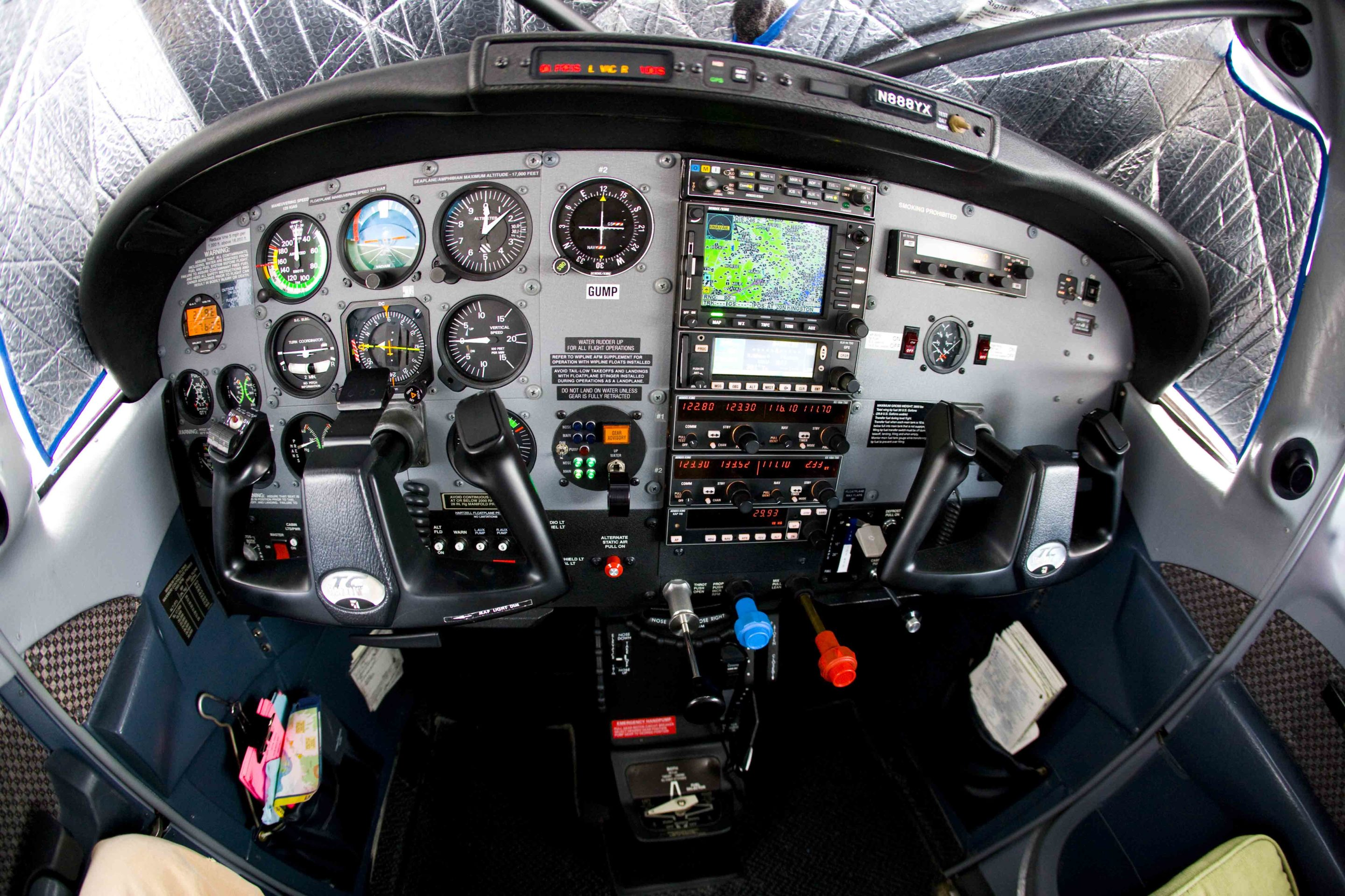 Instrument Training and Instrument Proficiency Check